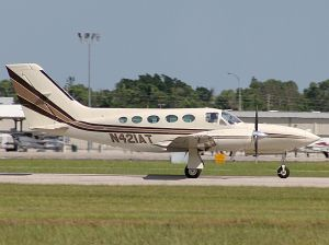 Cessna 421C Golden Eagle © Erick Stamm