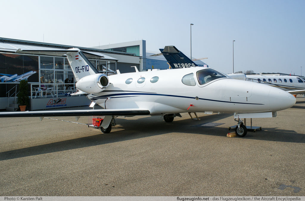 Cessna 510 Citation Mustang Specifications Technical
