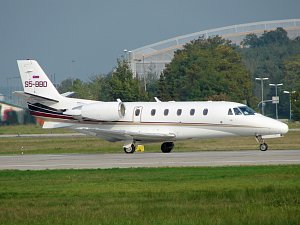 Cessna 560XL Citation Excel © Karsten Palt