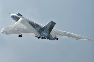 AVRO 698 Vulcan B2, Vulcan to the Sky Thrust, G-VLCN XH558, c/n SET12 © Karsten Palt