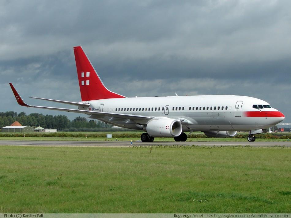 Boeing 737-700 - Specifications - Technical Data / Description