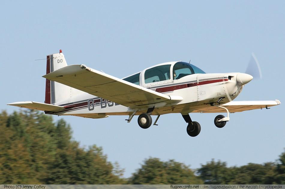 American / Grumman-American / Gulfstream-American AA-5 ...