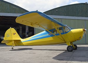 Aeronca 65CA Chief © David Unsworth