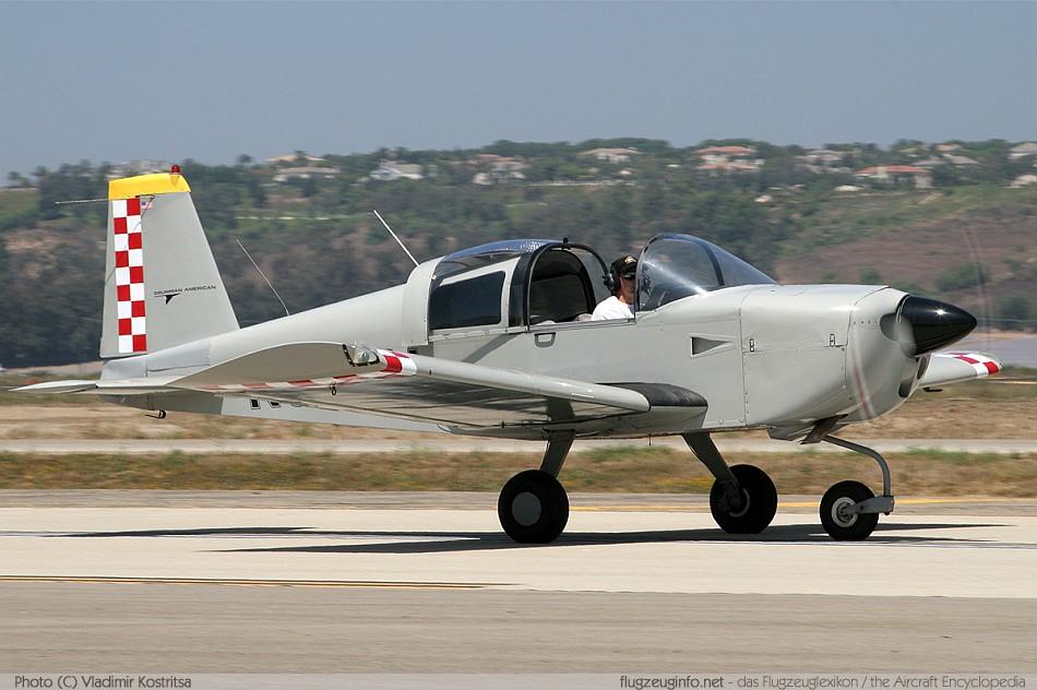 American / Grumman-American / Gulfstream-American AA-1