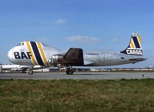 Aviation Traders ATL.98 Carvair BAF © Michael Gilland