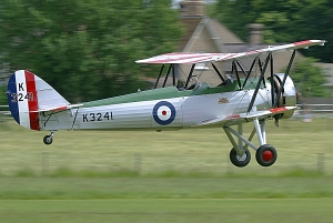 Avro 621 Tutor © Simon Thomas