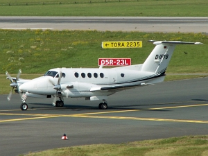 Beech 300LW King Air, FLM Aviation, D-IFFB, c/n: FA-224 © Karsten Palt