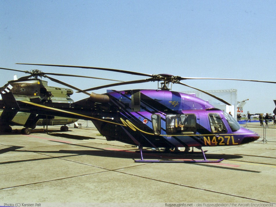 Bell Helicopter / KAI Bell 427 / SB427 - Specifications ...