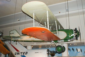 Boeing 40B-2, United Airlines, NC288, c/n 899, Chicago Science Museum © Karsten Palt