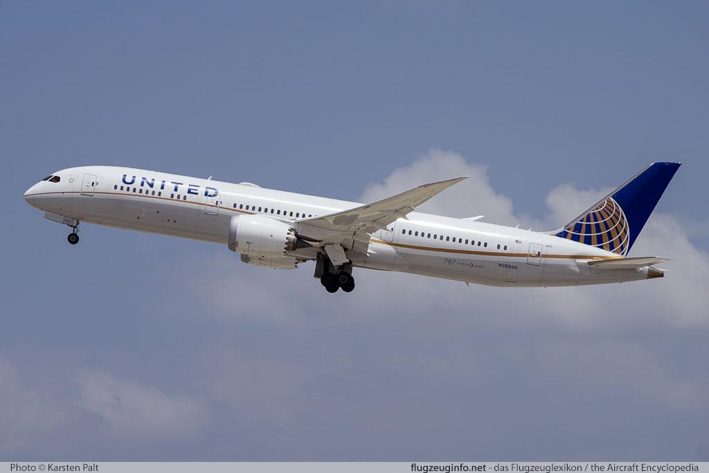 Boeing 787-9 Dreamliner - Specifications - Technical Data / Description