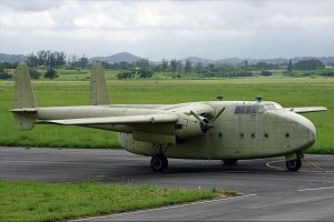 Fairchild C-82A Packet © Bernardo Andrade