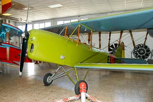 Caudron C.272 Luciole Spanish Air Force EL-007 / 30-171 © Karsten Palt