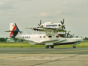 Dornier Seawings Seastar CD-2 © Karsten Palt