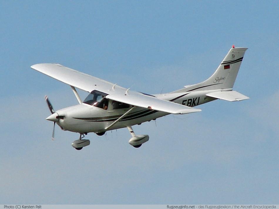 Cessna 182 Skylane Specifications Technical Data Description