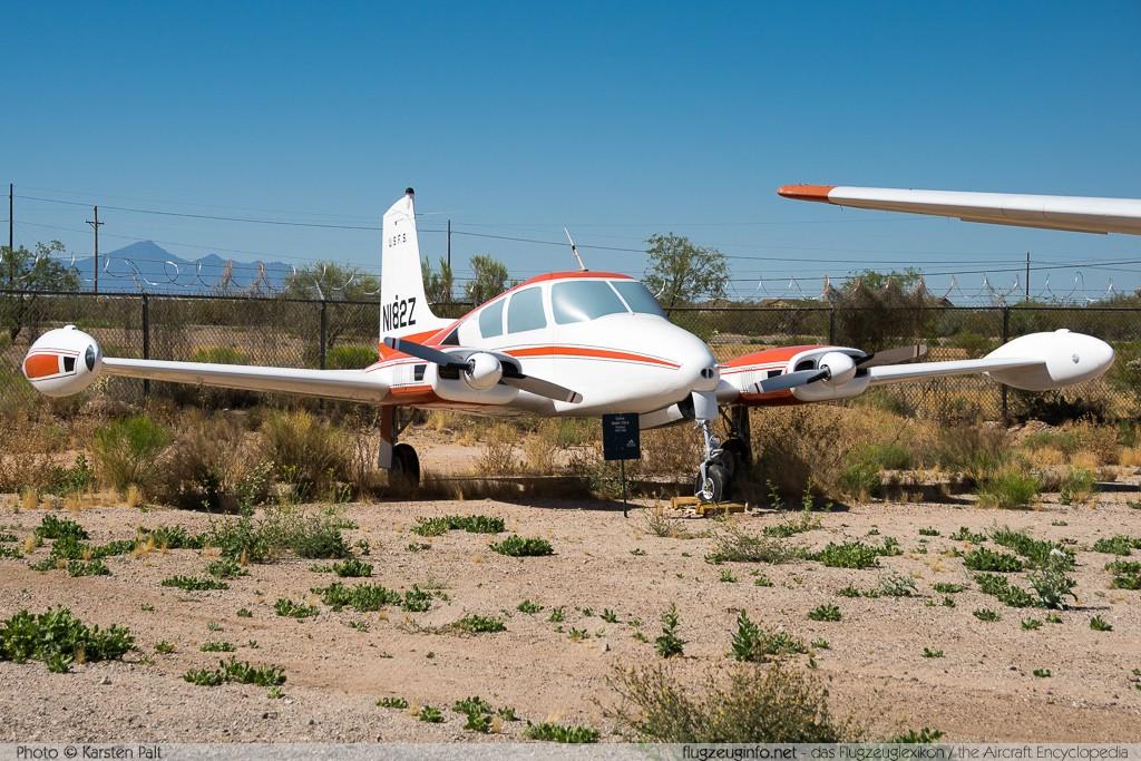 Cessna 310 320 specifications technical data description