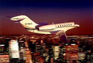Cessna Citation X © Cessna Aircraft Company
