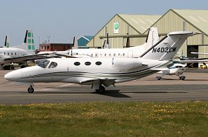 Cessan 510 Citation Mustang © Darren Wilson