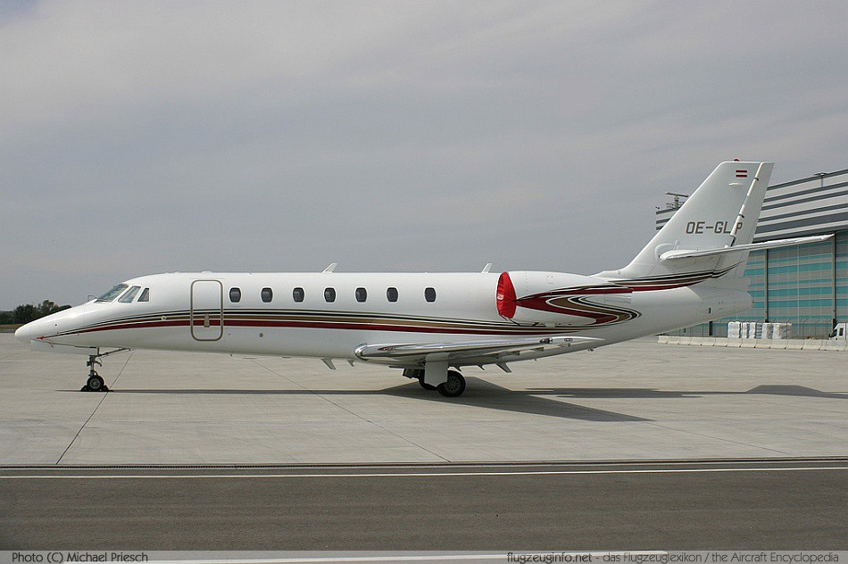 Cessna 680 Citation Sovereign - Specifications - Technical Data ...