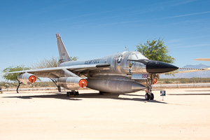 Convair B-58A Hustler United States Air Force (USAF) 61-2080 © Karsten Palt