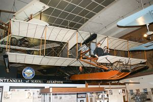 Curtiss A-1 Triad, Replica, San Diego Air and Space Museum © Karsten Palt