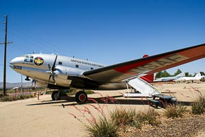 Curtiss-Wright C-46D Commando United States Air Force (USAF) 44-78019 33415 © Karsten Palt