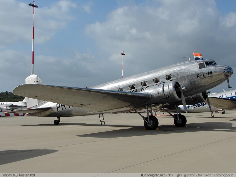 Douglas DC-2 - Specifications ...