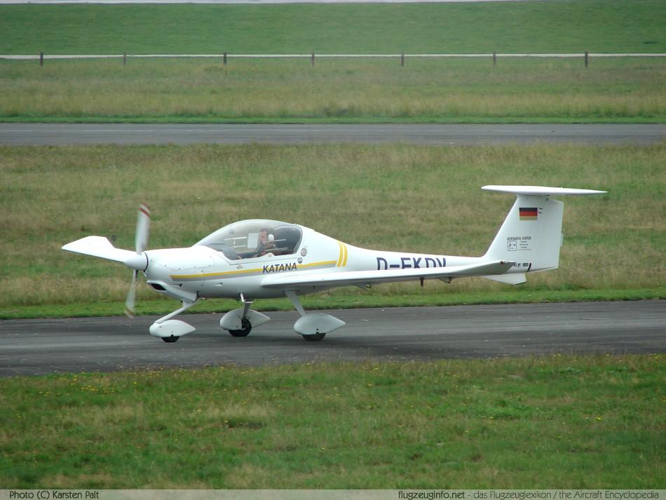 Diamond Safety Crashedda20 Aircraft
