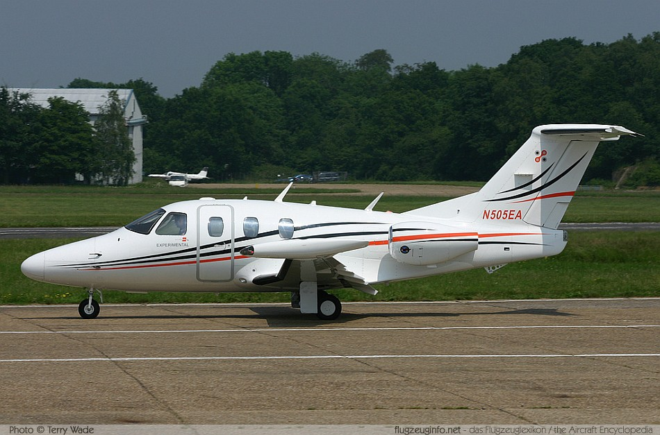 Eclipse Aviation Eclipse 500Eclipse Jet