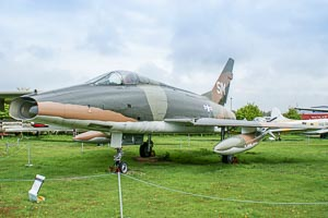 North American F-100D Super Sabre French Air Force 54-2174 SM 223-54 © Karsten Palt