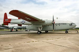 Fairchild C-119G Flying Boxcar USAF 51-2881 10870 © Karsten Palt