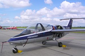 RFB Fantrainer 400 © Mike Vallentin
