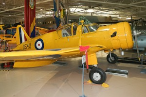 Fleet 60K Fort RCAF Royal Canadian Air Force 3540 c/n: 600 Canadian Warplane Her © Karsten Palt