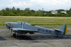 Focke-Wulf Fw-58B Weihe, Brazilian Air Force, AT-FW-1530, c/n 1016 © Monica Imbuzeir