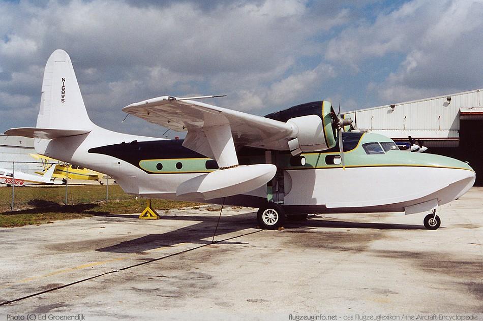 Grumman G-73 Mallard - Specifications - Technical Data ...