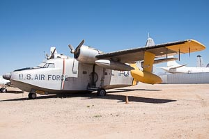 Grumman HU-16A Albatross United States Air Force (USAF) 51-0022 96 © Karsten Palt