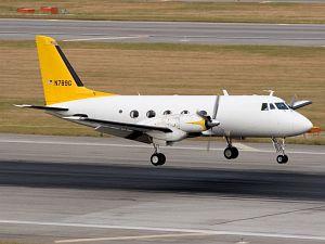Grumman G-159 Gulfstream I  © Brian Bartlett