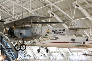Huff-Daland Duster, Huff-Daland Dusters, National Air and Space Museum (Udvar Ha © Karsten Palt