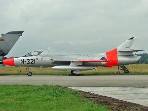 Hawker Hunter T.8c © Karsten Palt