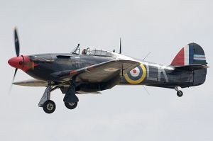 Hawker Hurricane - Specifications - Technical Data / Description (