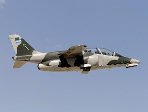 FMA IA-63 Pampa © Chris Lofting