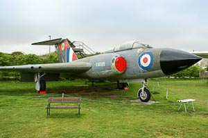 Gloster Javelin FAW.5Royal Air Force XA699 © Karsten Palt