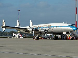 Lockheed C-121C (L-1049) Super Constellation © Karsten Palt