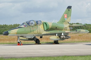 AERO L-39ZAM Slovak Air Force, 4707, c/n 934707 © Karsten Palt
