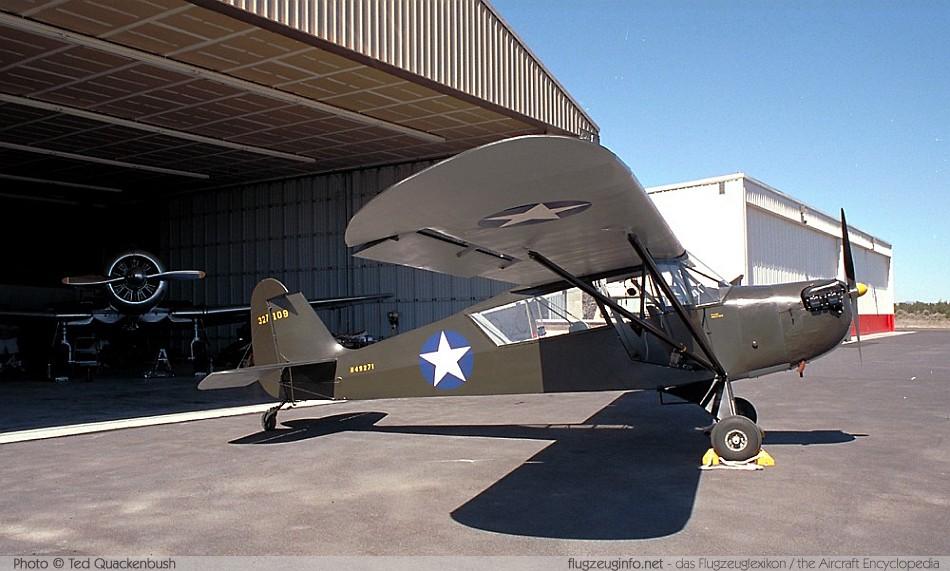 Piper L-4 Grasshopper L 3