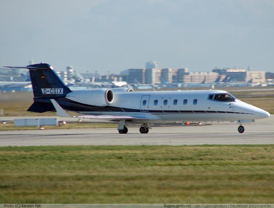LearJet 60/60XR   FAI rent-a-jet