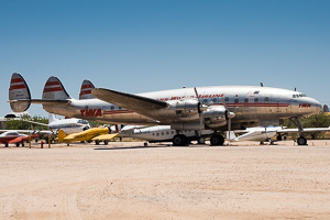 Lockheed L-049 Constellation TWA - Trans World Airlines N90831, 517 © Karsten Palt