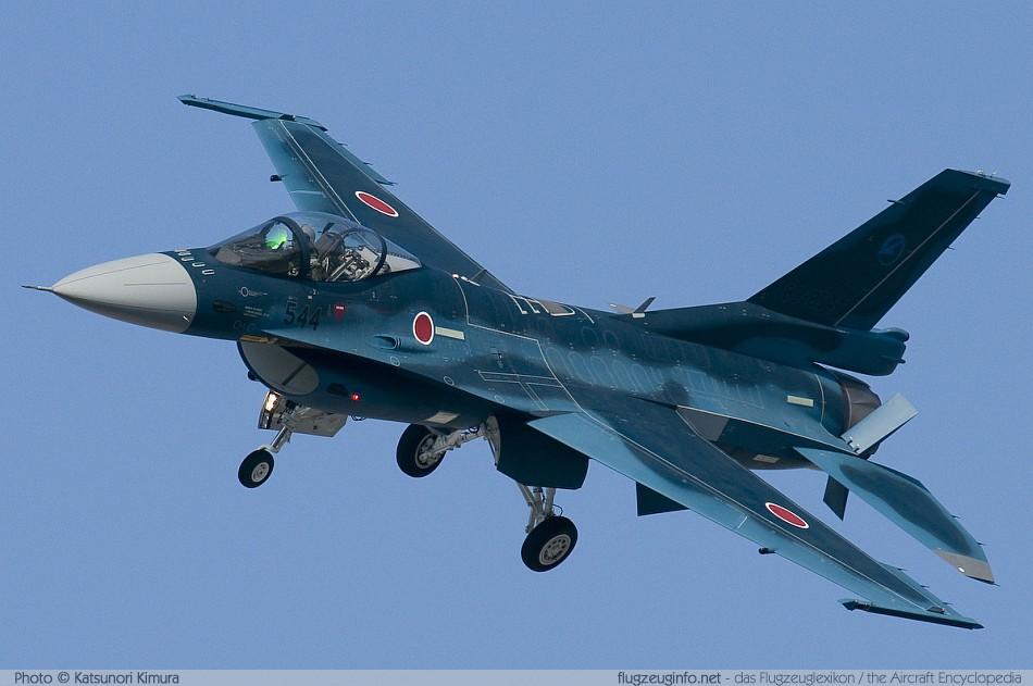 Mitsubishi F-2 - Specifications - Technical Data / Description