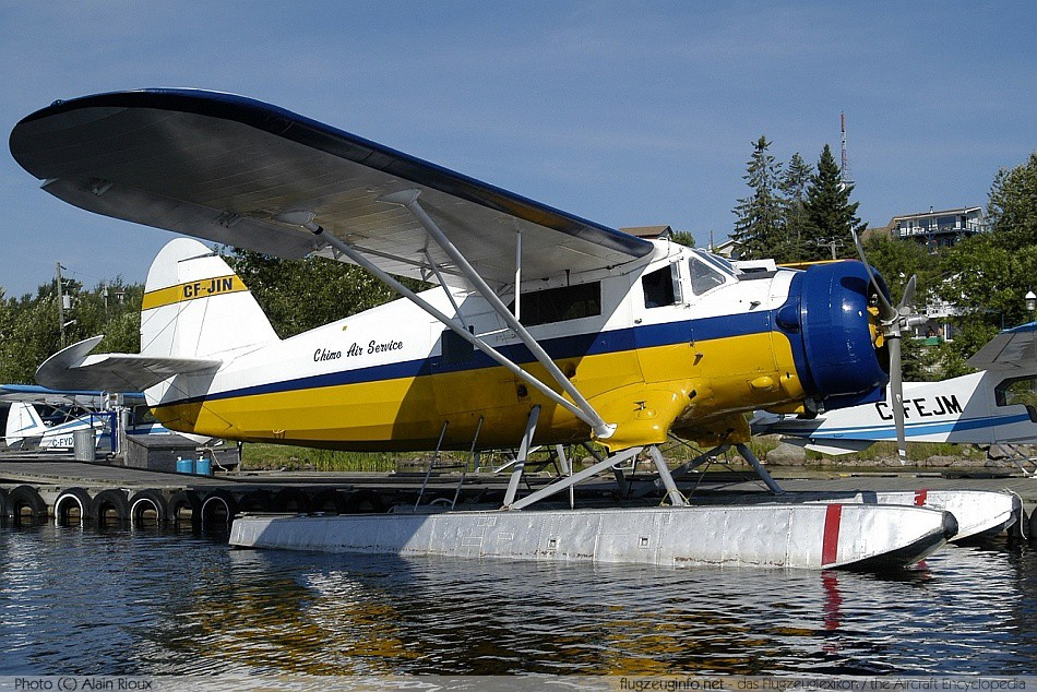 Noorduyn Norseman (C-64) - Specifications - Technical Data ...