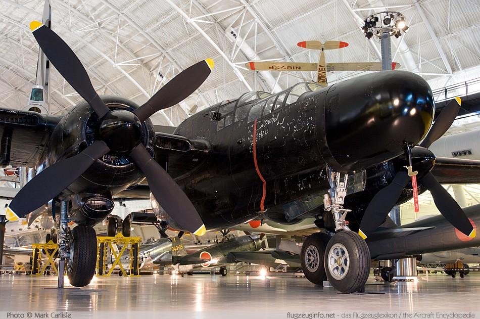 A Born Again Roman: Northrop P-61 Black Widow
