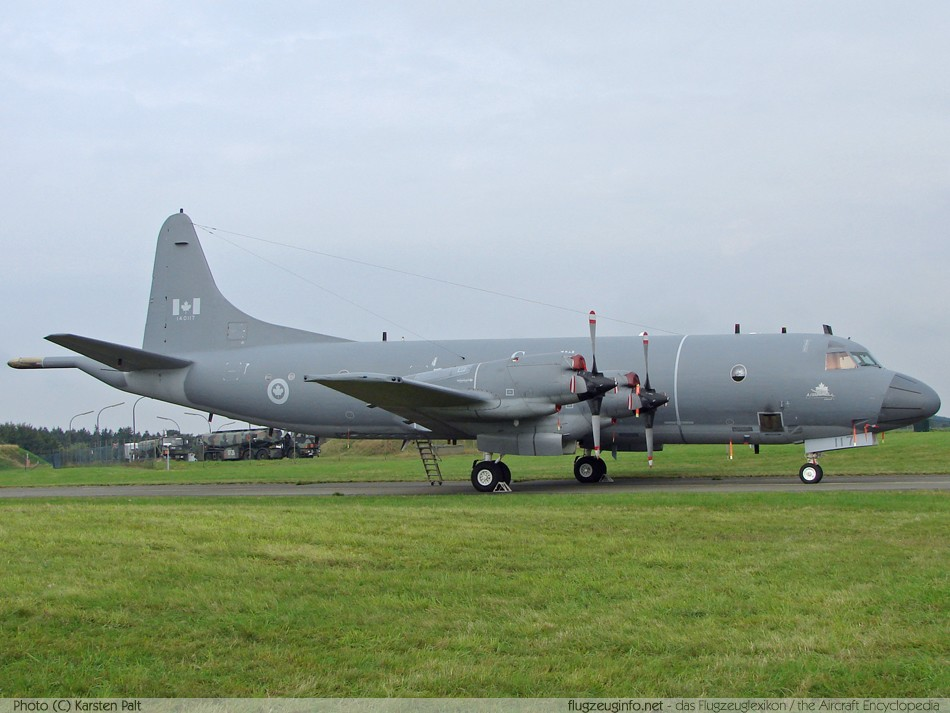 Lockheed P-3 Orion – Wikipedie